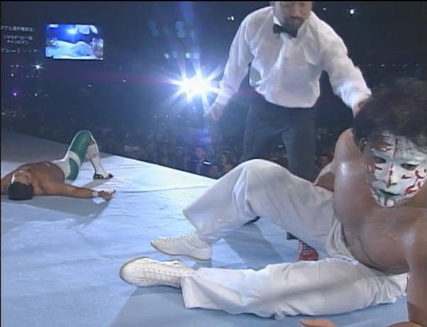 NJPW Fantastic Story in Tokyo Dome – The Great Muta vs. Masahiro Chono (January 4, 1993)