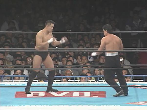 NJPW Battle 7 – Yuji Nagata vs. Koji Kanemoto (January 4, 1995)