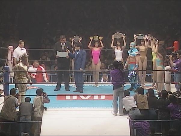 NJPW Wrestling World 1997: Ultimo Dragon vs. Jushin Thunder Liger (January 4, 1997)