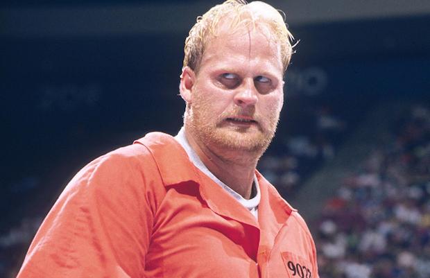 Nailz Assaults Vince McMahon (December 14, 1992)