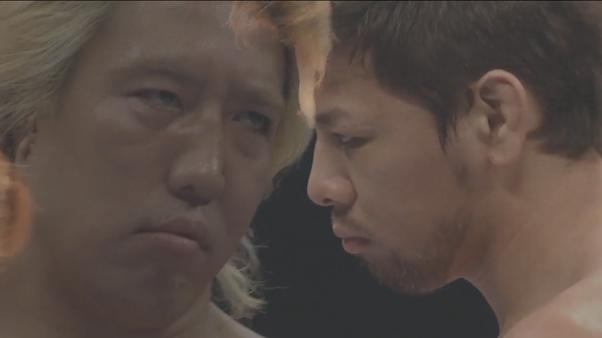 NJPW Wrestling World 2004 – Shinsuke Nakamura vs. Yoshihiro Takayama