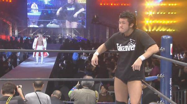 NJPW Toukon Shidou Chapter 1 2006 – Hiroshi Tanahashi vs. Katsuyori Shibata