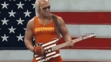 Roadtrip Music: Real American by Rick Derringer (Hulk Hogan, Mr America, The US Express)