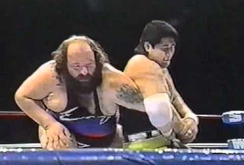 The Kobe Sumo Shoot (April 1, 1991)